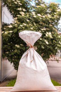 Bag Pack Kompostverkauf