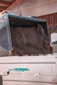 Kompostverkauf ab Hof